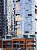 Moderner Wohn- Wohnungs-Turm, Perth, West-Australien lizenzfreie stockbilder