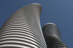 Moderner Wolkenkratzer Lizenzfreie Stockbilder