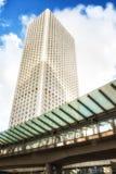 Moderner Wolkenkratzer Hong Kong Stockfotos