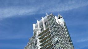 Moderner Wolkenkratzer Montreal stockbild