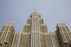 Modernes archeticture von Astana, Kasachstan Stockfotos