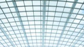 Modernes Architekturdach Lizenzfreies Stockfoto