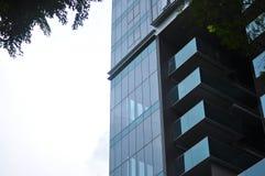 Modernes Architekturgebäude Lizenzfreie Stockfotos