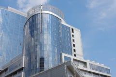 Modernes Artgebäude Lizenzfreie Stockbilder
