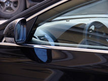 Modernes Auto Lizenzfreie Stockbilder