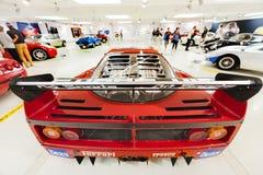 Modernes Auto Ferraris Lizenzfreie Stockfotografie