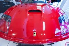 Modernes Auto Ferraris Stockbilder