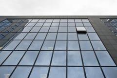 Modernes Büro, das in Lissabon biulding ist Stockbilder