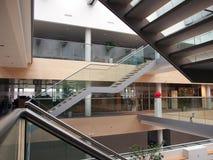 Modernes Büro ES Unternehmensinnenraum Lizenzfreies Stockbild