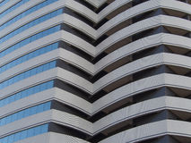 Modernes Bürogebäude Lizenzfreies Stockfoto