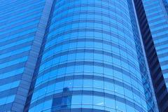 Modernes Bürohaus Stockbilder