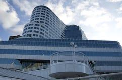 Modernes Bürohaus Lizenzfreies Stockbild