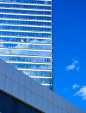Modernes Bürohaus Stockfotografie