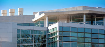Modernes Bürohaus 7 Stockfoto