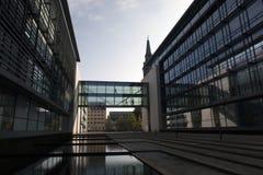 Modernes Bürohaus Lizenzfreies Stockfoto
