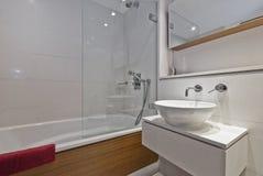 Modernes Badezimmer Lizenzfreies Stockfoto