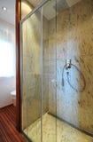 Modernes Badezimmer Lizenzfreie Stockfotografie