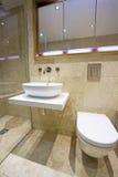 Modernes Badezimmer 4 Lizenzfreies Stockbild