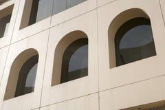 Modernes Bankgebäude Lizenzfreies Stockfoto