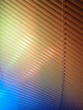 Modernes blindes Blatt Lizenzfreie Stockfotografie