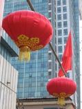Modernes China Stockbild