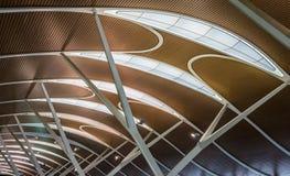 Modernes Dach Lizenzfreie Stockfotografie
