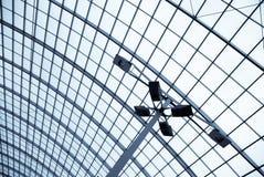 Modernes Dach lizenzfreie stockfotos