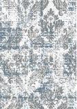 Modernes Damastmuster für alle Textilbeschaffenheit Lizenzfreie Stockfotografie