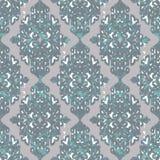 Modernes Damastmuster für alle Textilbeschaffenheit Lizenzfreies Stockfoto