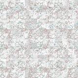 Modernes Damastmuster für alle Textilbeschaffenheit Lizenzfreie Stockbilder