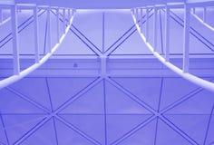 Modernes Decken-Kabinendach Stockbild