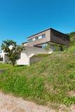 Modernes Design der Architektur, Haus Stockbild