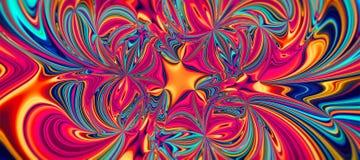 Modernes Design des abstrakten rote Farbhintergrundes stockbild