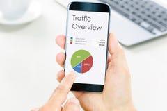 Modernes Digital-Marketing lizenzfreies stockfoto