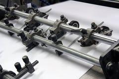 Modernes Druckenhaus lizenzfreie stockfotos