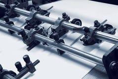 Modernes Druckenhaus lizenzfreies stockbild