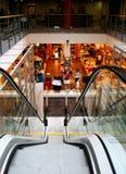 Modernes Einkaufszentrum Stockbild