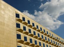 Modernes errichtendes Utrecht Lizenzfreies Stockfoto