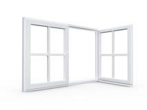 Modernes Fenster Stockbilder