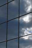 Modernes Fenster Lizenzfreie Stockfotografie