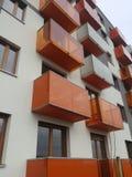Modernes flaches Haus Lizenzfreies Stockfoto