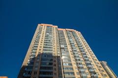 Modernes Gebäudeäußeres lizenzfreies stockbild