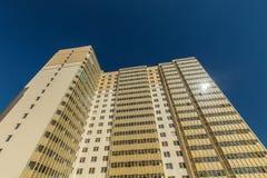 Modernes Gebäudeäußeres lizenzfreies stockfoto