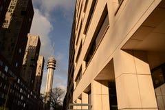 Modernes Gebäude in Den Haag Lizenzfreie Stockbilder