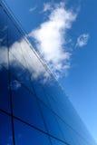 Modernes Gebäude des Geschäfts Stockfotografie