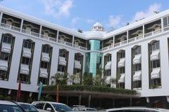 Modernes Gebäude in Indien Lizenzfreies Stockfoto