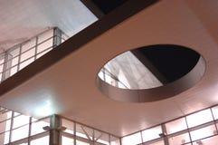 Modernes Gebäude nachts 12 Lizenzfreie Stockfotos