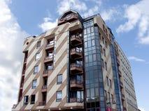 Modernes Gebäude, städtisch. Stockfotos