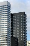 Modernes Gebäude in Stockholm, Schweden Lizenzfreie Stockbilder