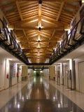 Modernes Gebäude - Universität von Modena e Reggio Emilia stockfotos